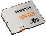 Samsung 16GB SDHC HighSpeed Prem...