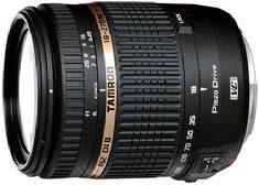 Tamron AF 18-270mm F/3,5-6,3 Di II VC PZD für Canon inkl. UV-Filter [Neuheit 2011]